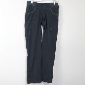 Kuhl Gray Stretch Straight Leg Pants 6R